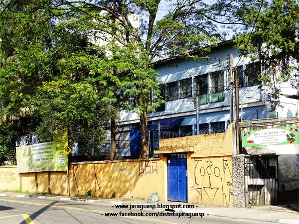 Escola Isabel em 2016. Foto: Marinaldo Gomes Pedrosa