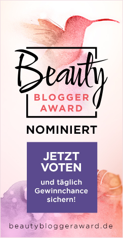 QVC Beauty Blogger Award