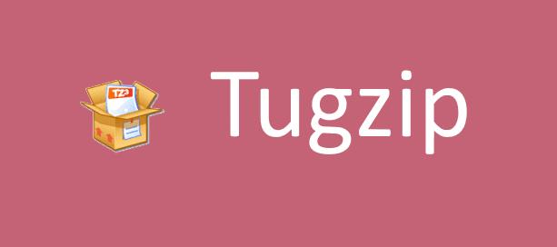 تحميل برنامج Tugzip لضغط الملفات 2018 برابط المباشر للكمبيوتر