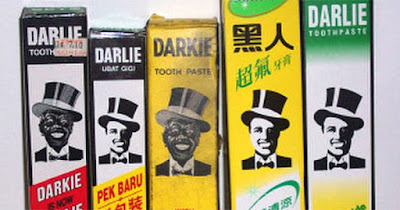 Darlie and Darkie toothpaste