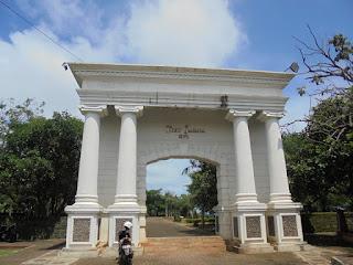 Benteng Voc Jepara Taman Makam Pahlawan