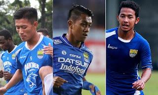 Persib Bandung Masih Seleksi Pemain Muda Pengganti Febri dan Zola