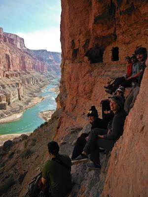Nankoweap the classic view, grand canyon of the colorado, Chris Baer