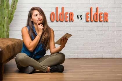 perbedaan older dan elder