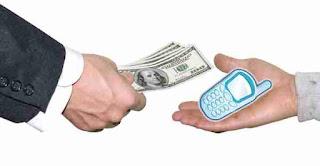 hapus data ketika menjual ponsel