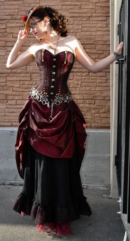Steampunk Gail