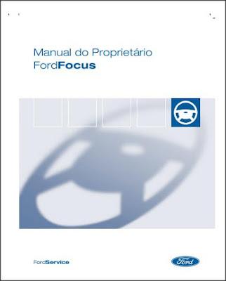 Manual do proprietário Ford Focus Hatch e Sedan