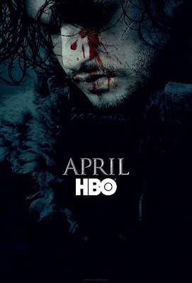 Game of Thrones Season 6 Jon Snow Teaser Television Poster