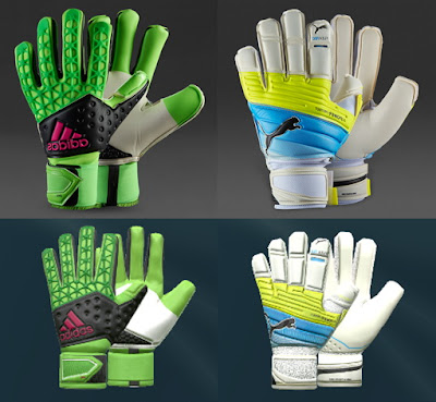 PES 2016 Mini Glove Pack by Tisera09