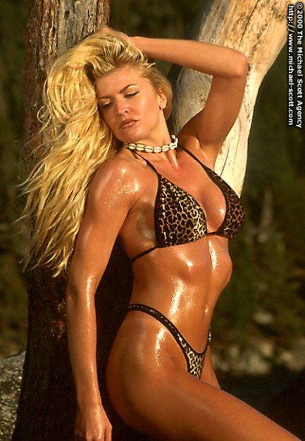 Leah Duryea - 90s Fitness Models