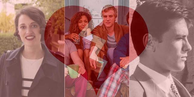 Series, película, antirromantica, San Valentin