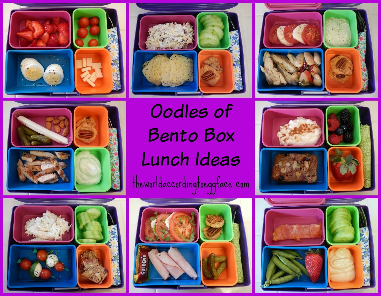 Theworldaccordingtoeggface oodles of healthy bento box lunch ideas forumfinder Image collections