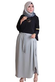 rok celana wanita rocella diva silver
