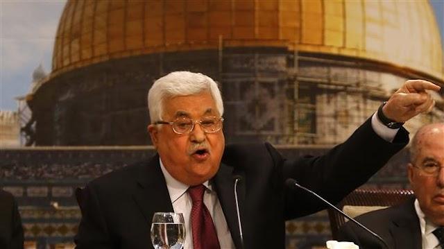 President Mahmoud Abbas: Palestinians cannot accept US President Donald Trump's 'peace' plan, mediation