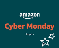Logo Amazon Cyber Monday 2018: scopri tutte le offerte !