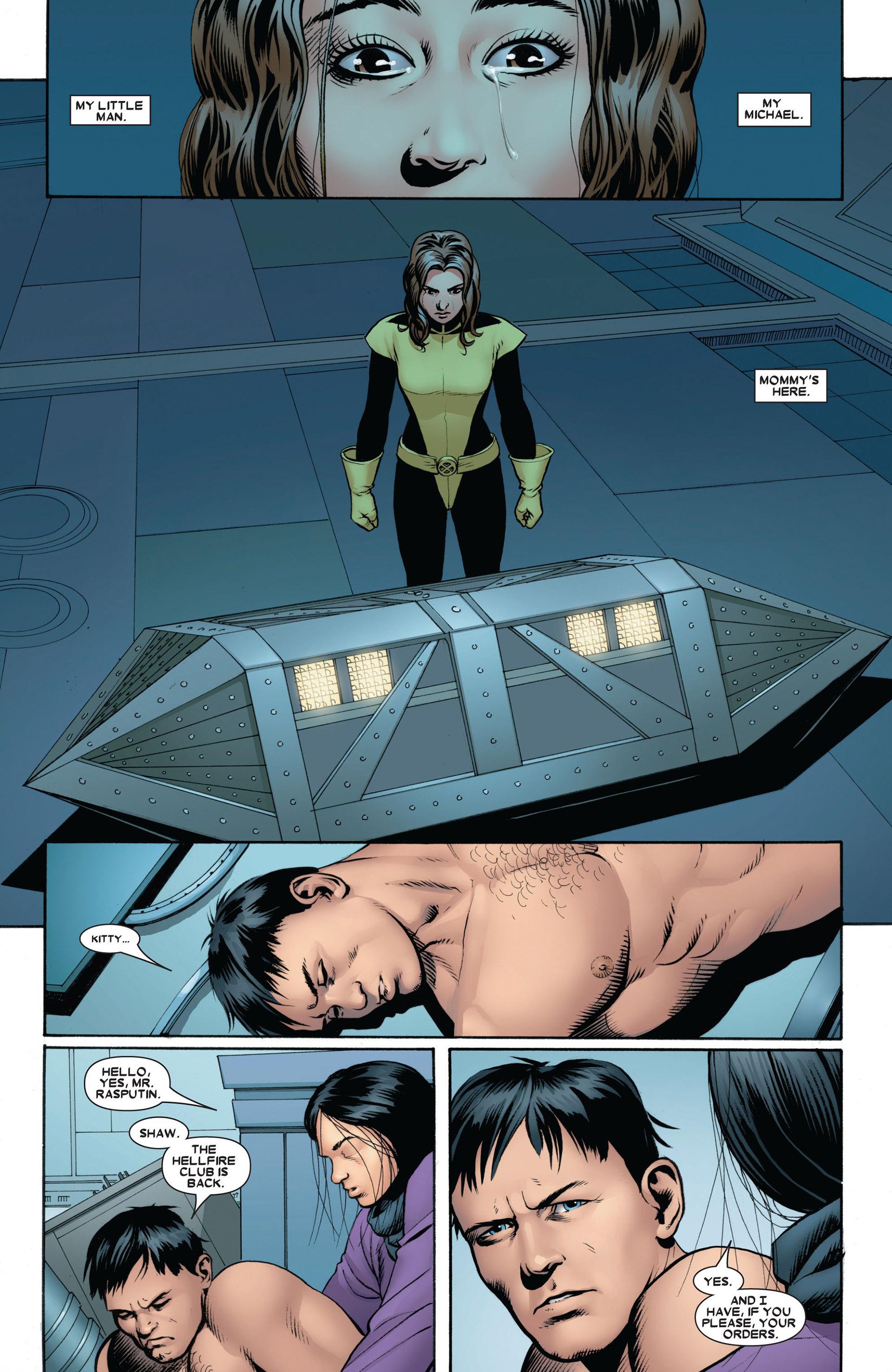 Read online Astonishing X-Men (2004) comic -  Issue #17 - 12