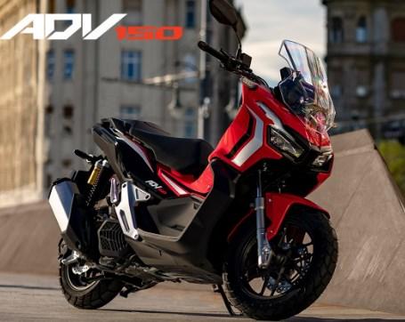 Honda ADV 150 indonesia