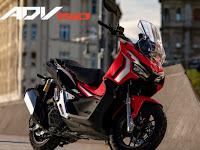 Honda ADV 150, Fitur Wah Harga Mahal Dikit dari NMax