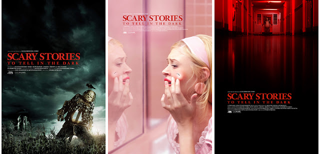 Scary Stories To Tell In The Dark - New trailer and poster released