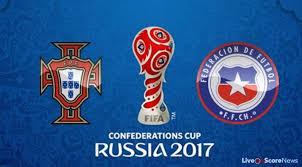 نتيجة مباراة البرتغال وتشيلي اليوم 28-6-2017 , برافو يقهر البرتغال