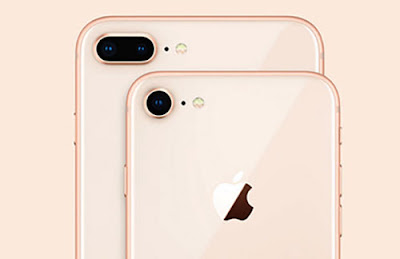 Kamera iPhone 8 dan iPhone 8 Plus