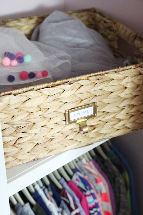 Decorative Boxes For Closets : Iheart organizing before after organized girl s