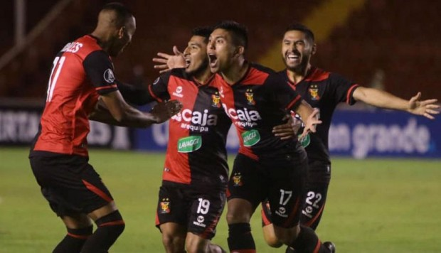 Melgar vs Junior de Barranquilla EN VIVO ONLINE por la tercera fecha de la Copa CONMEBOL Libertadores.
