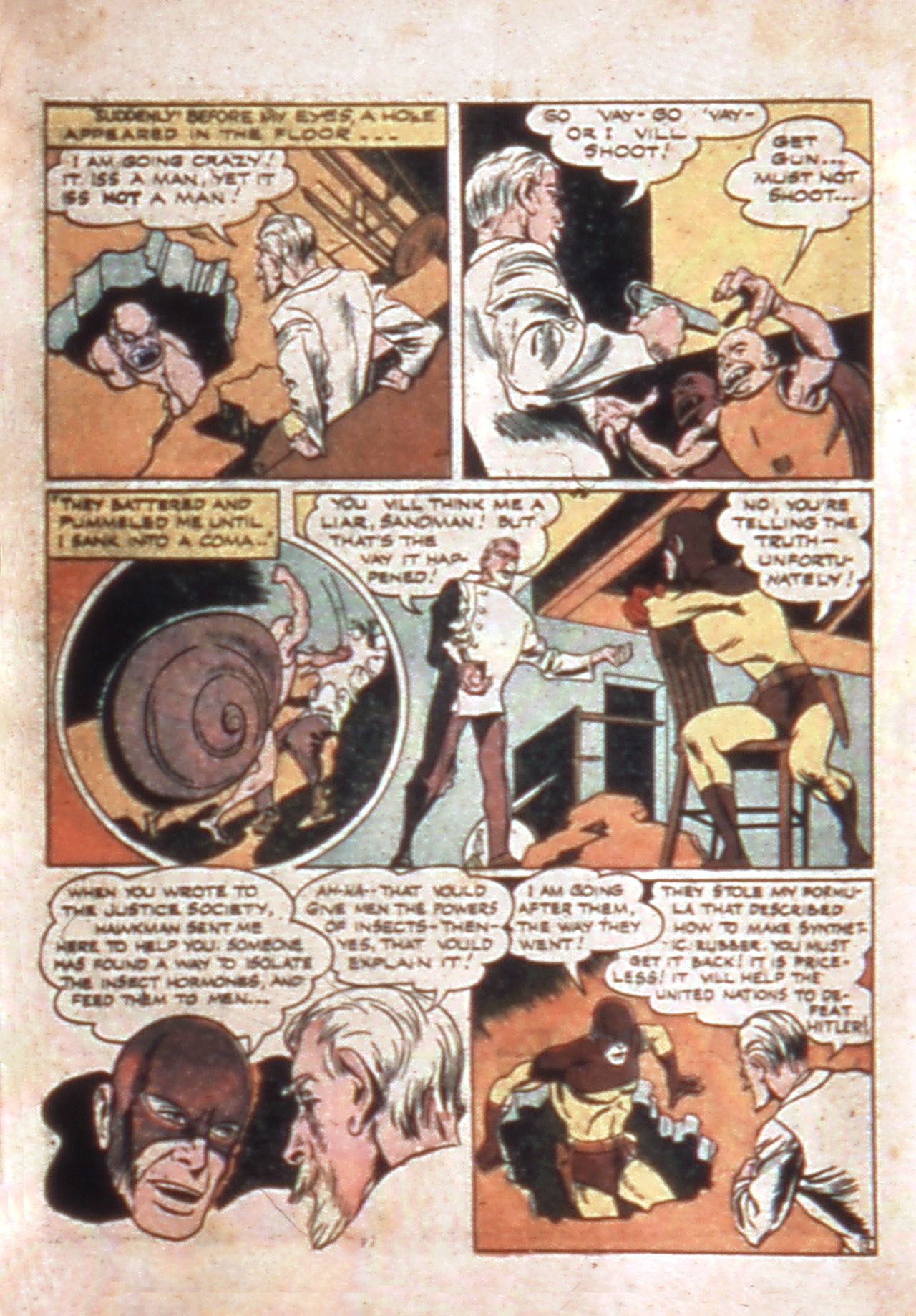 Read online All-Star Comics comic -  Issue #18 - 12