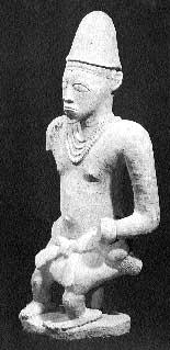 Esie figure, details (source google images)