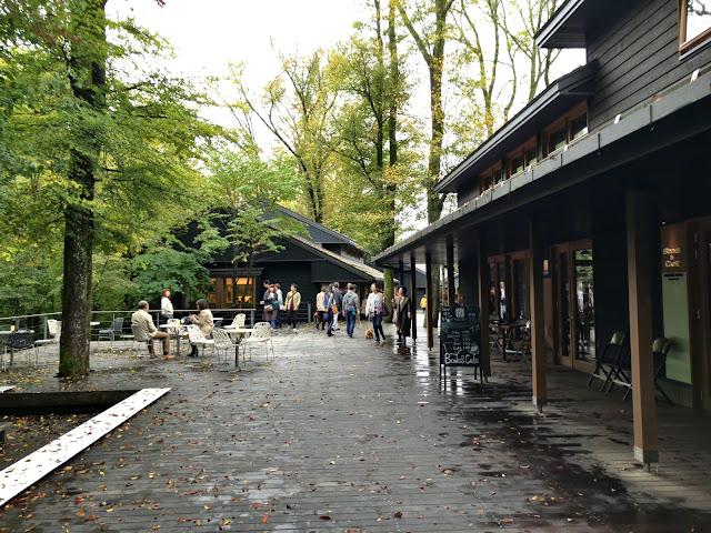 軽井沢を雨でも楽しめる!子供連れで満喫「ハルニレテラス」のおすすめスポット3選