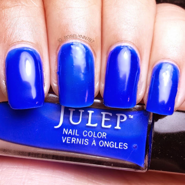 Julep Maven April Bailey Swatch