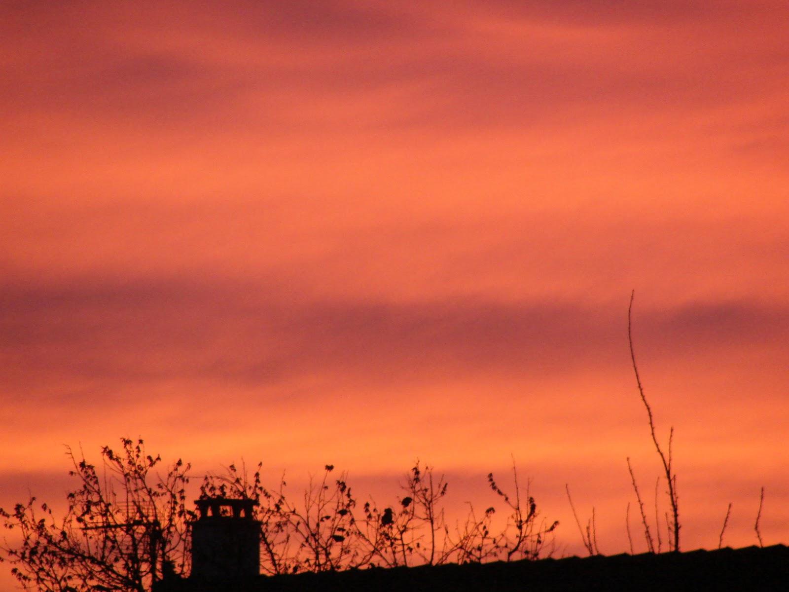 Jardin quatre mains flamboyant - A quelle heure le soleil se couche t il ...