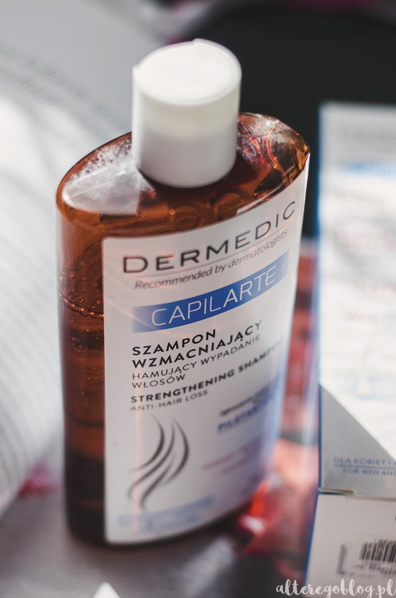 dermedic capilarte szampon