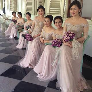 Inspirasi Kebaya Pernikahan Batik Indonesia