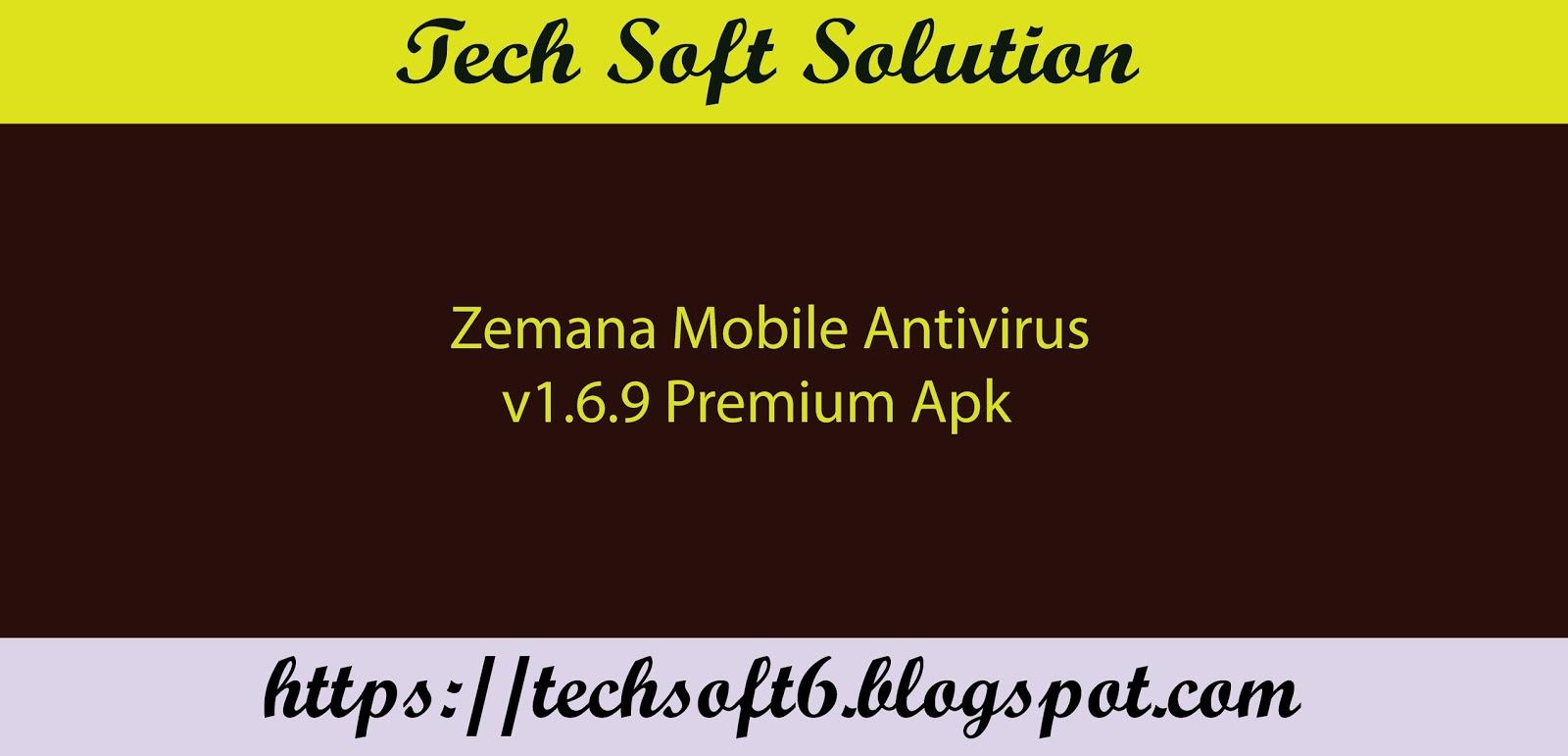 download zemana antivirus apk