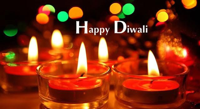 hd wallpaper of Happy Diwali 2016