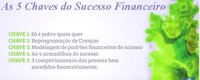 dia 29-10 palestra as 5 chaves do sucesso financeiro