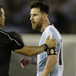 MESSI has been banned!