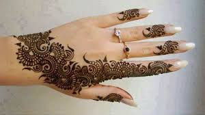 Attractive & Beautiful Hd Desgin Of Mehandi 13