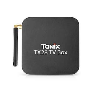 Tanix TX28 TV Box firmware File Download Android Nougat 7.1.2