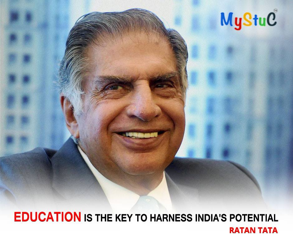 Education Is The Key To Harness Indias Potential