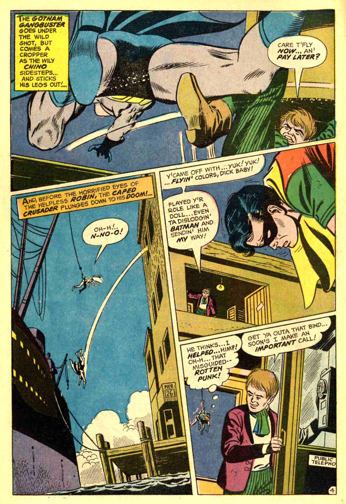 Detective Comics (1937) 379 Page 5