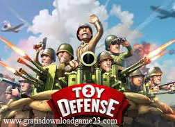 Game Strategi Perang Toy Defense