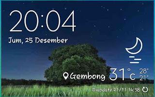 4 Aplikasi Peramal Cuaca Terbaik Di Android