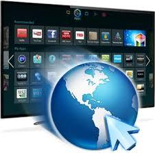 Samsung Okos TV böngésző ikonja