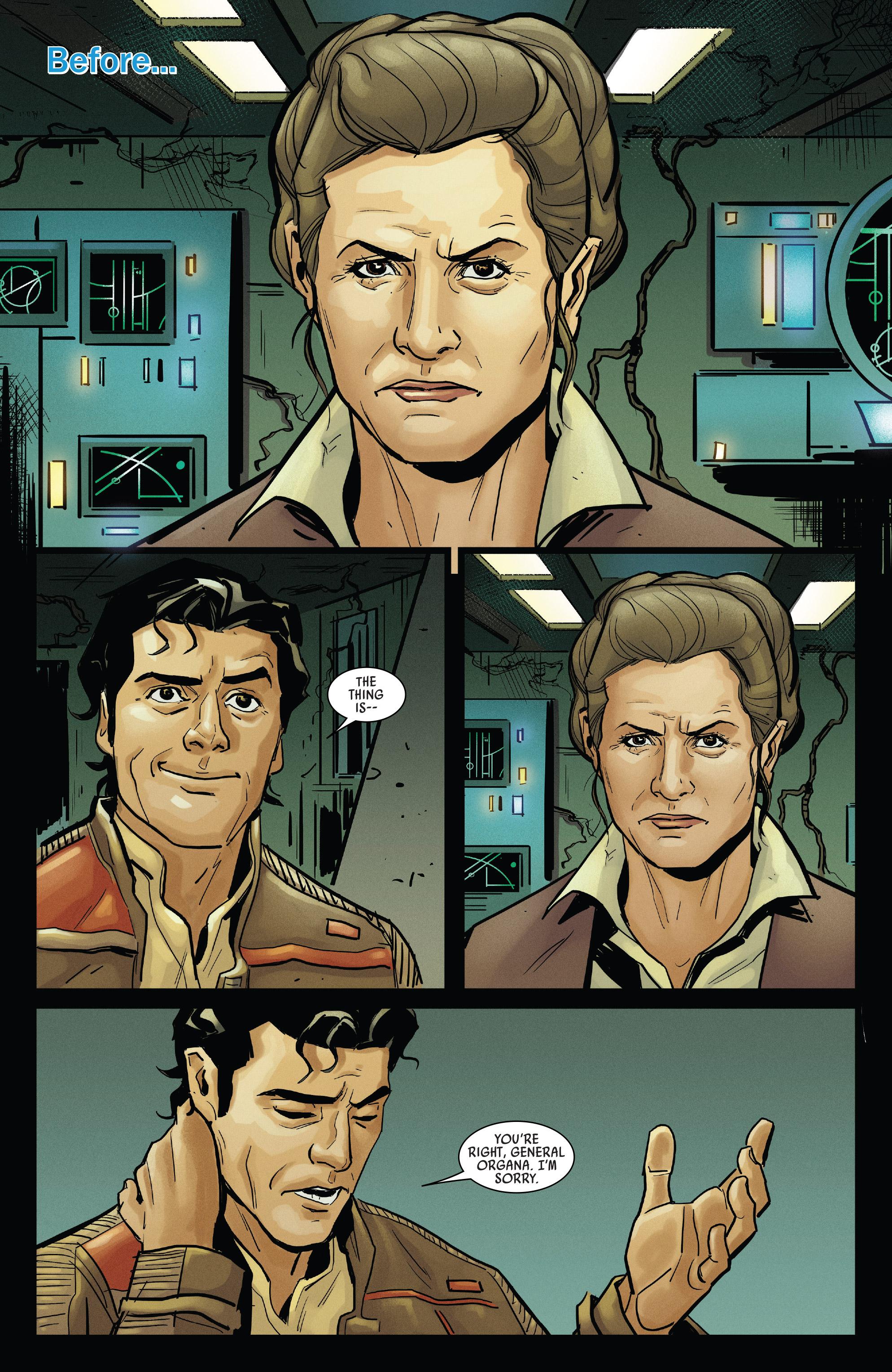 Read online Star Wars: Poe Dameron comic -  Issue # _Annual 1 - 3