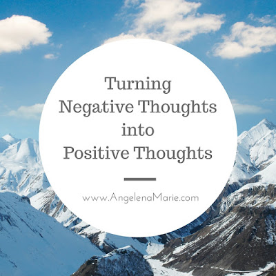Turning Negative Self Thoughts to Positive Ones + Premier Protein Giveaway Winner & Share Good Energy Promo
