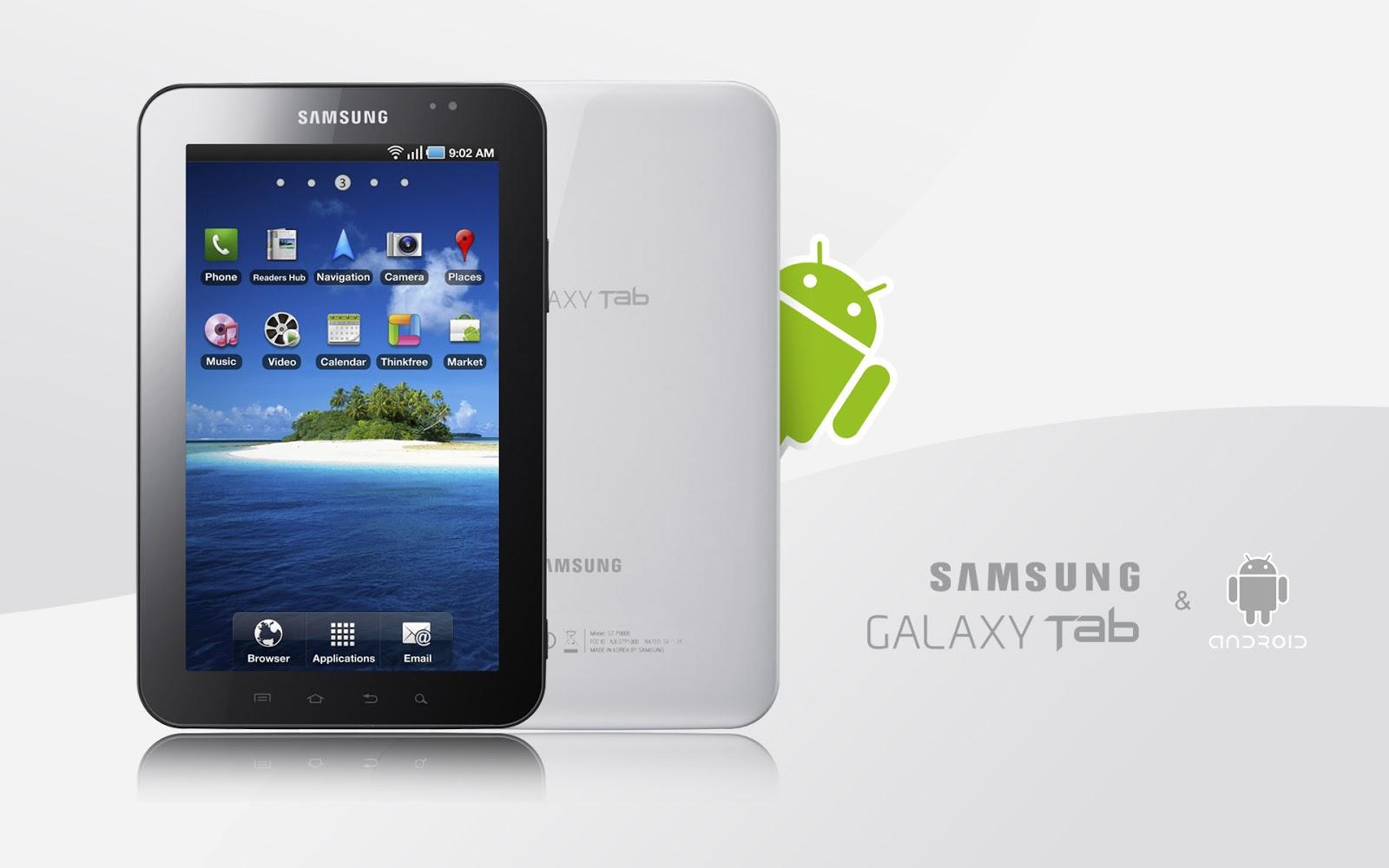 Fonds D Cran De Samsung Galaxy Tab