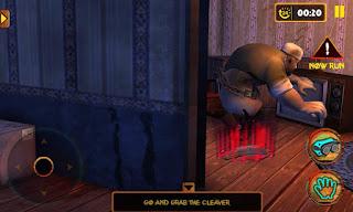 Scary Butcher 3D v1.1 Mod
