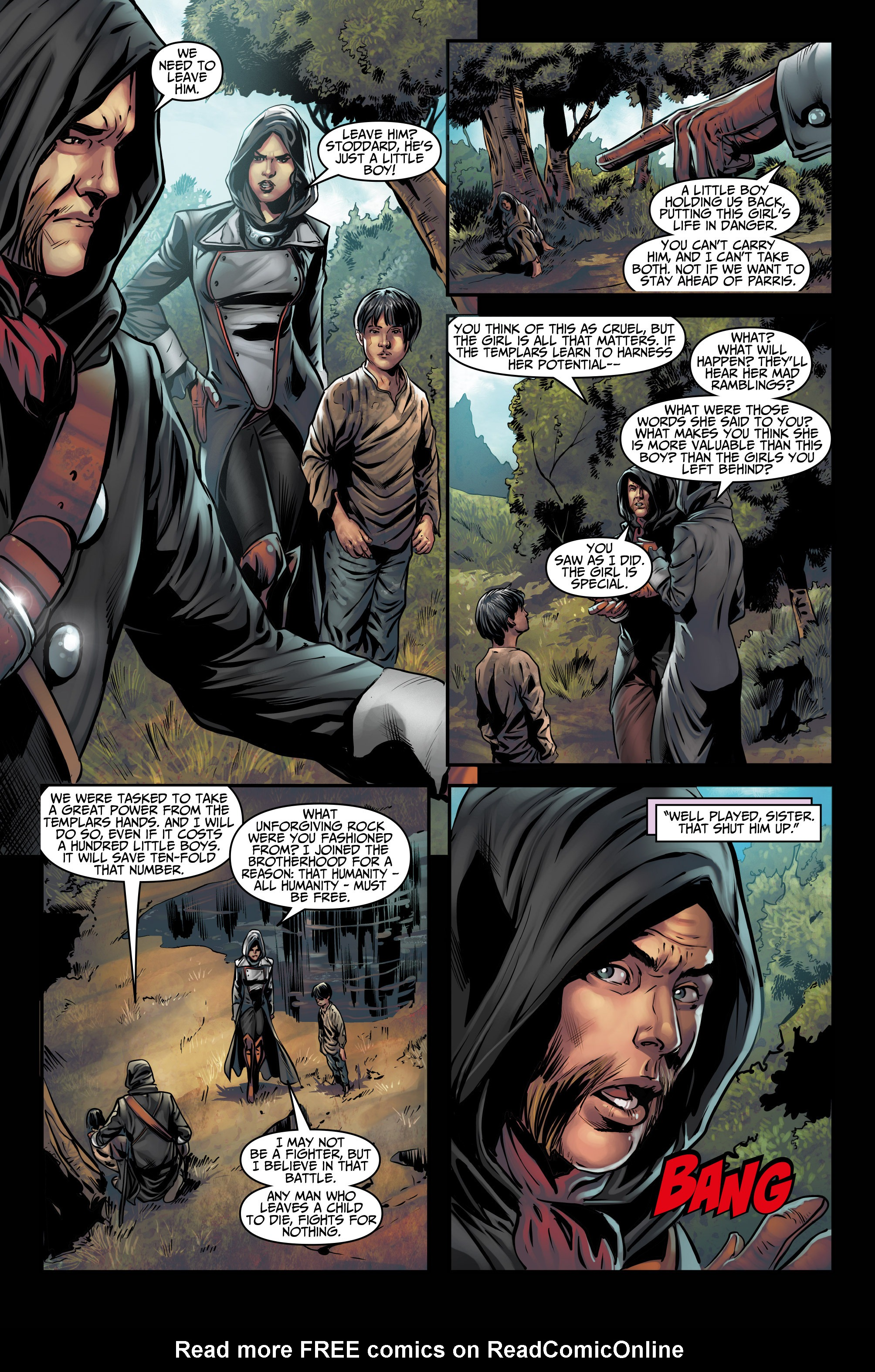 Read online Assassin's Creed (2015) comic -  Issue #3 - 12